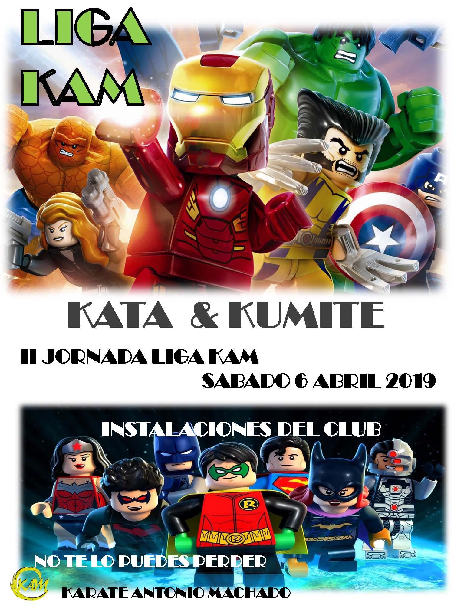 KAM Liga Infantil 2019 - J2