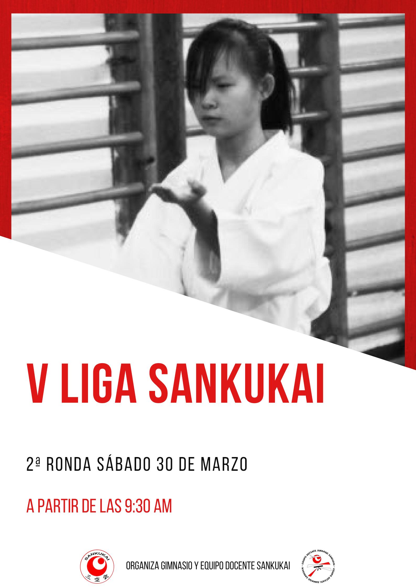 Liga SANKUKAI 2019 - J2
