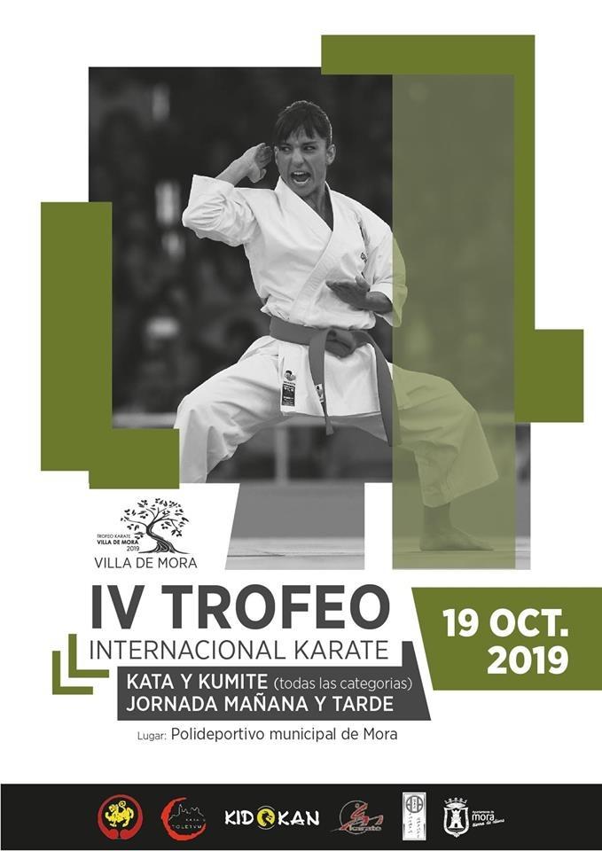 Trofeo Villa de Mora 2019