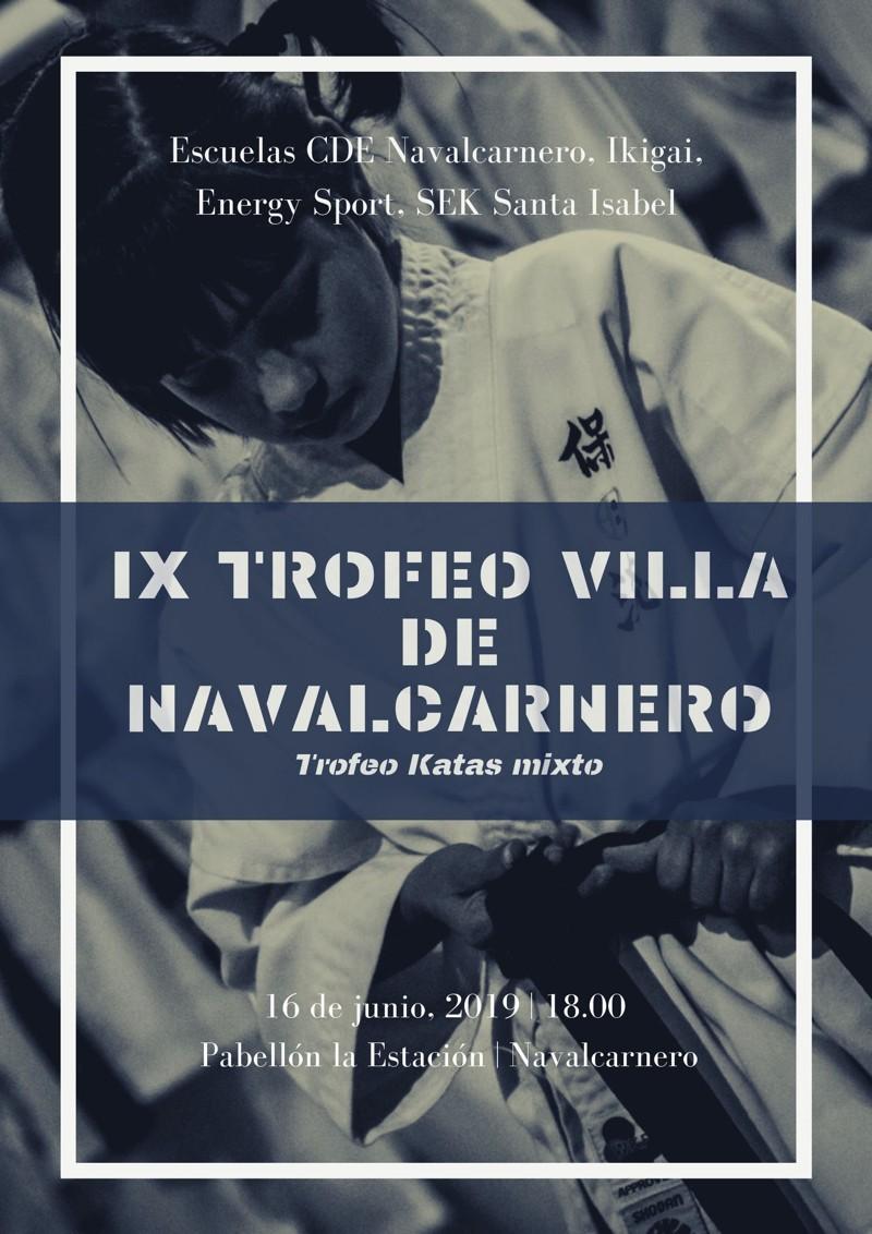 Trofeo Navalcarnero 2019