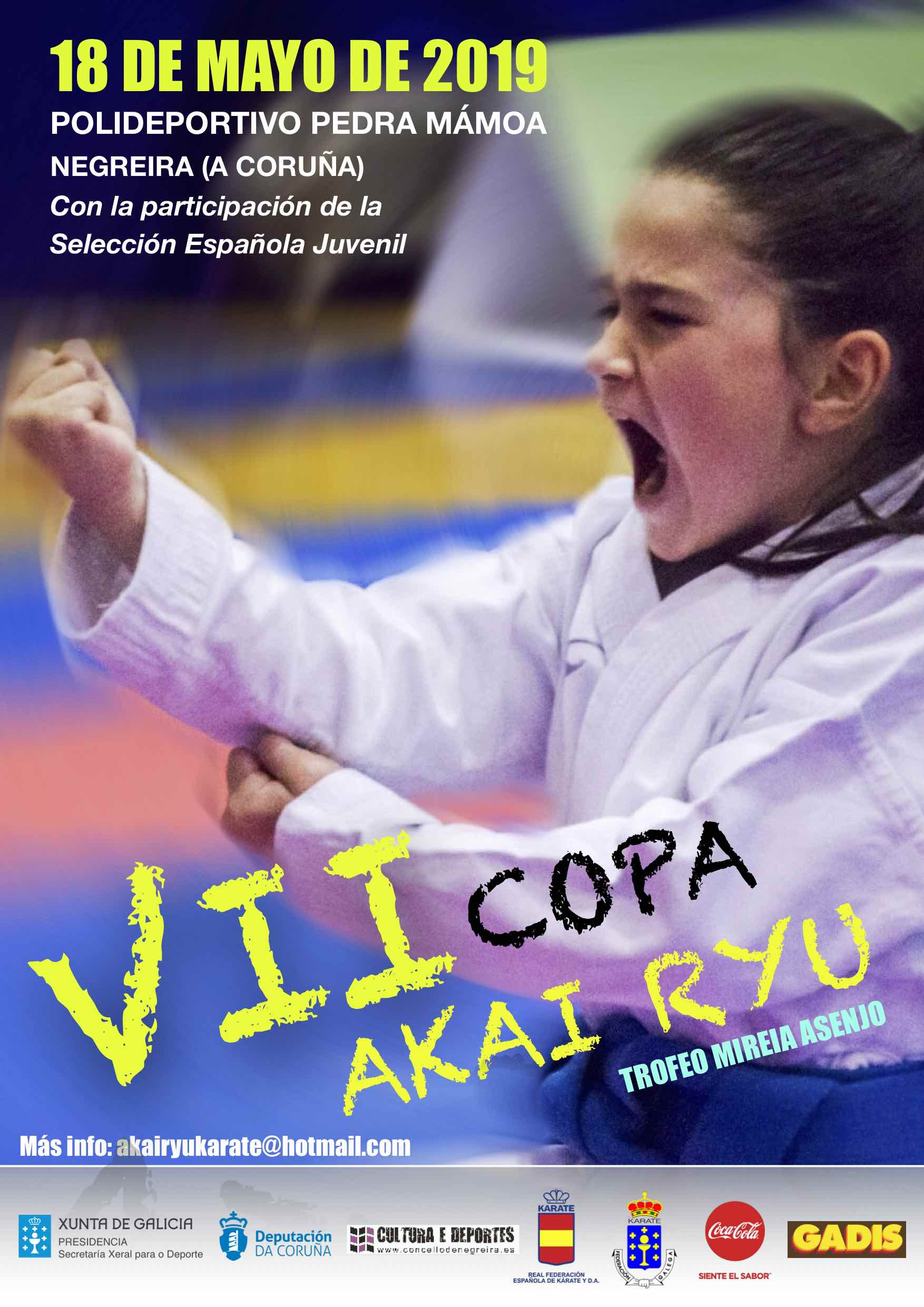 Copa Akai Ryu 2019