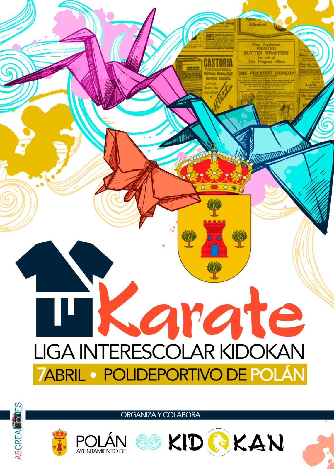 Liga Interescolar Kidokan 2019