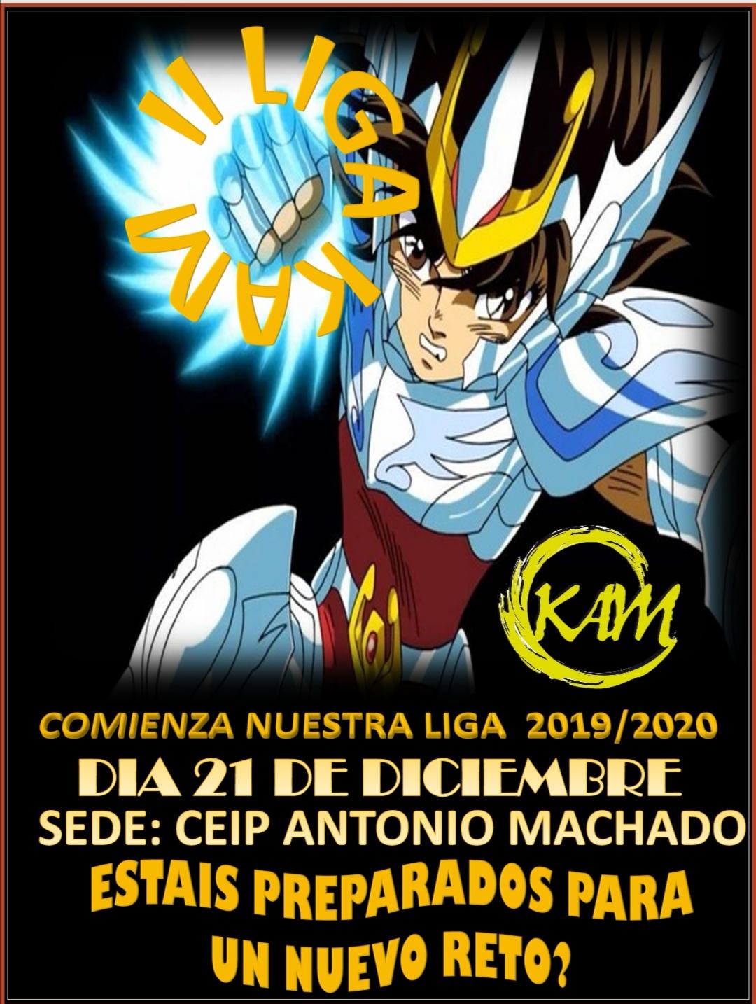 Liga KAM 2020 Jornada 1