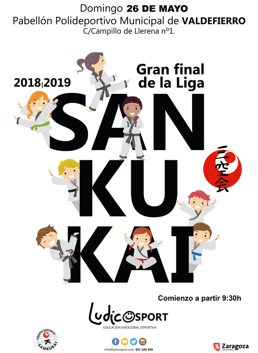 Final Liga SANKUKAI 2018-2019
