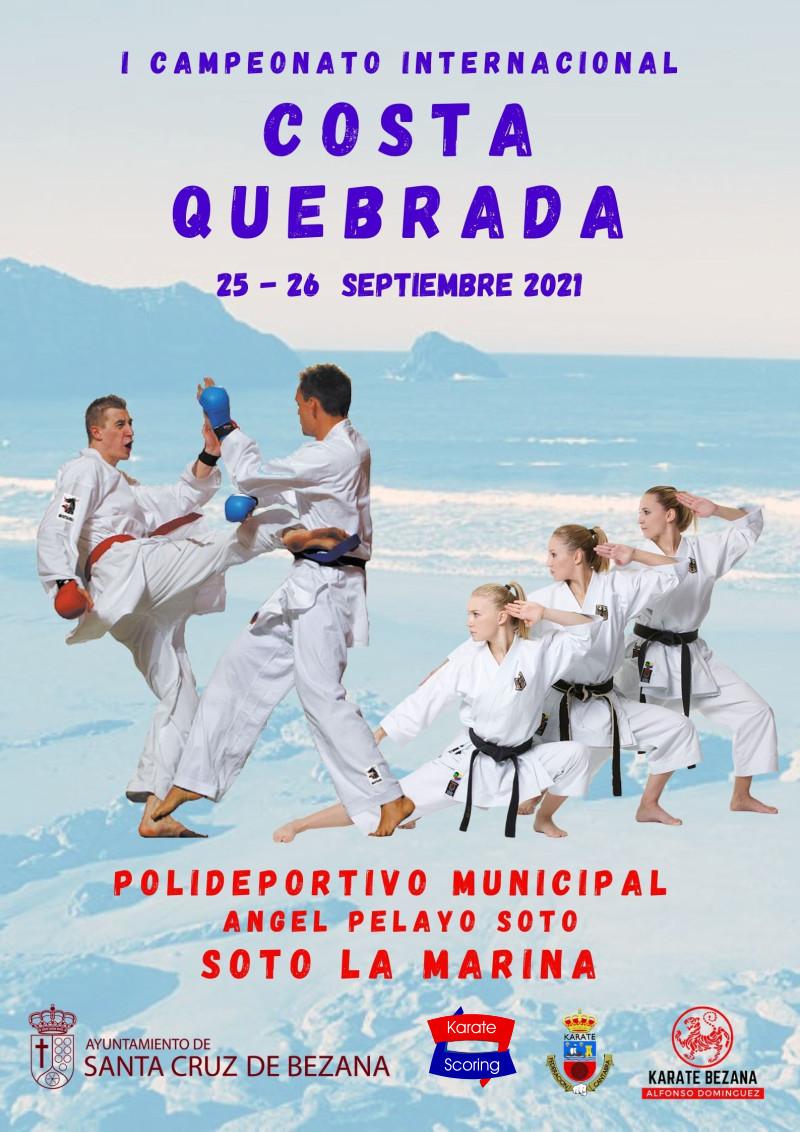 Campeonato Internacional Costa Quebrada 2021