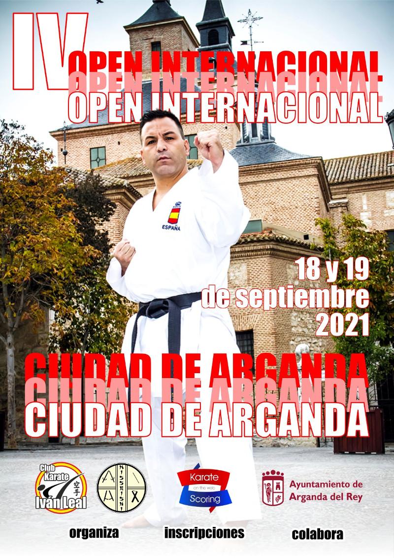 Open Ciudad de Arganda 2021