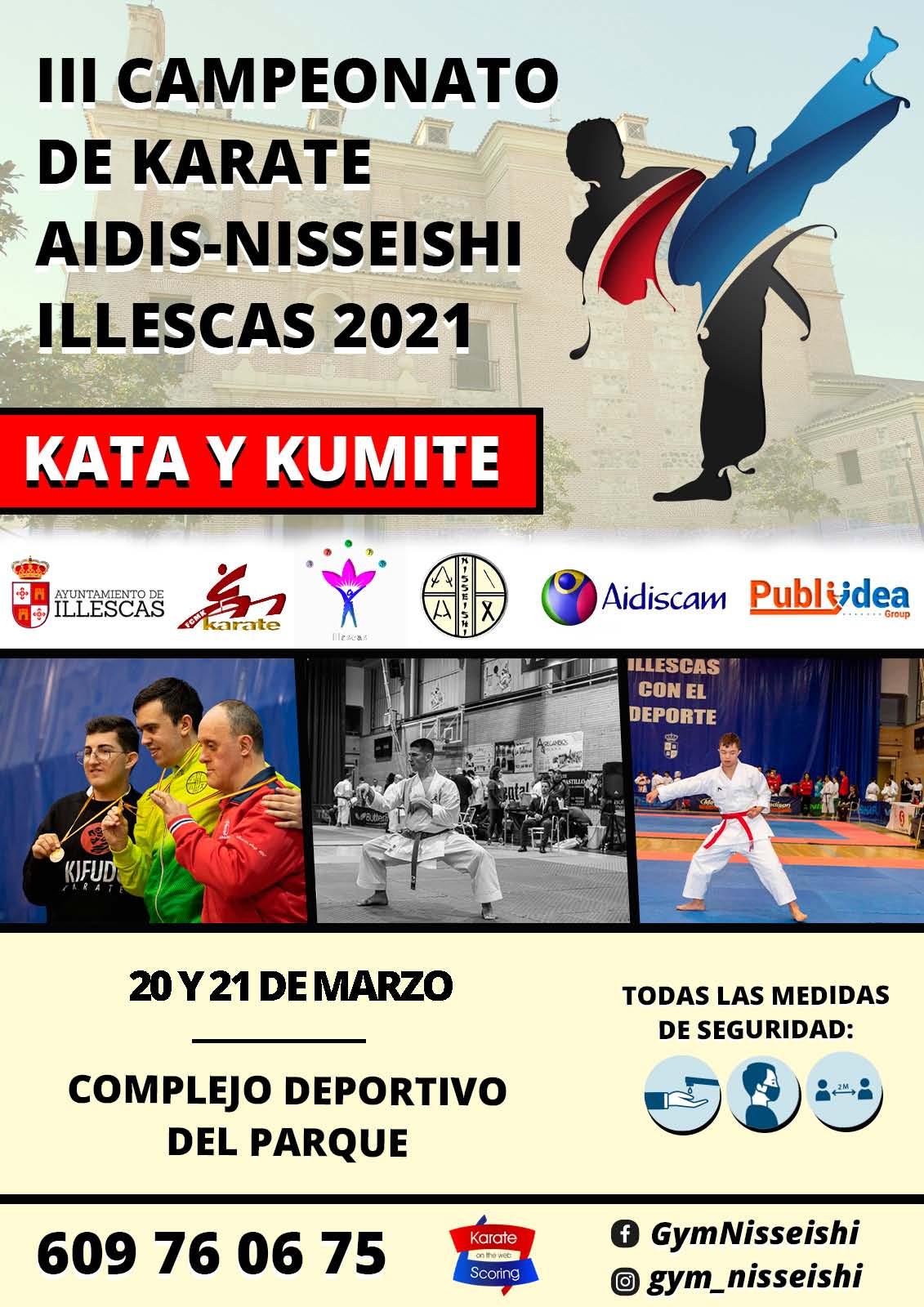 III Campeonato AIDIS-Nisseishi 2021