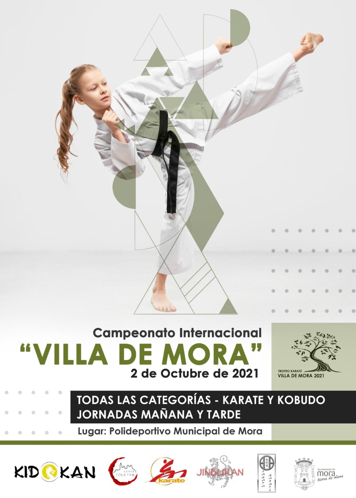 Campeonato Internacional Villa de Mora 2021